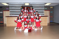 Eunice Cheerleaders